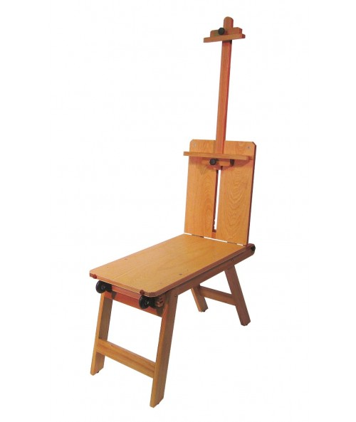 Martin mobile Bench Easel