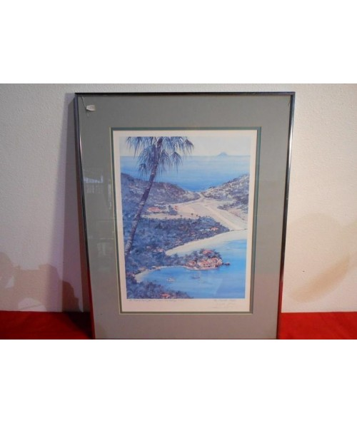 Signed Artist Lithograph