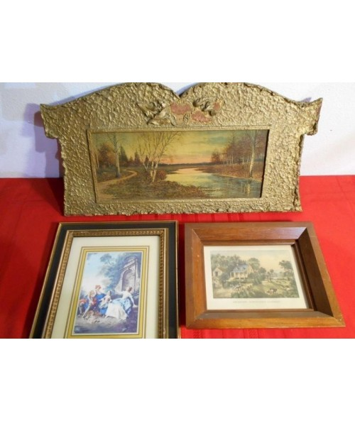 Pc's of antique artwork
