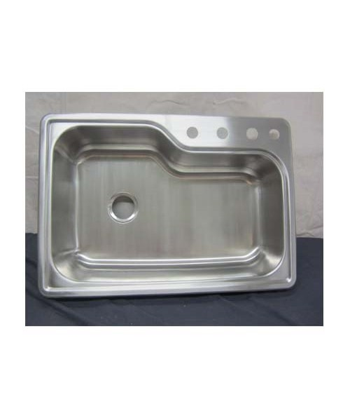 Glacier Bay Stainless Sink