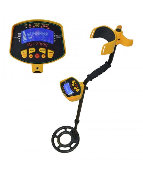 TMS® Metal Detector Gold Digger Light