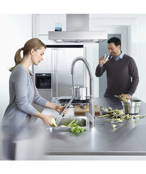 Grohe 32951DC0 K7 Semi-Pro Kitchen Faucet