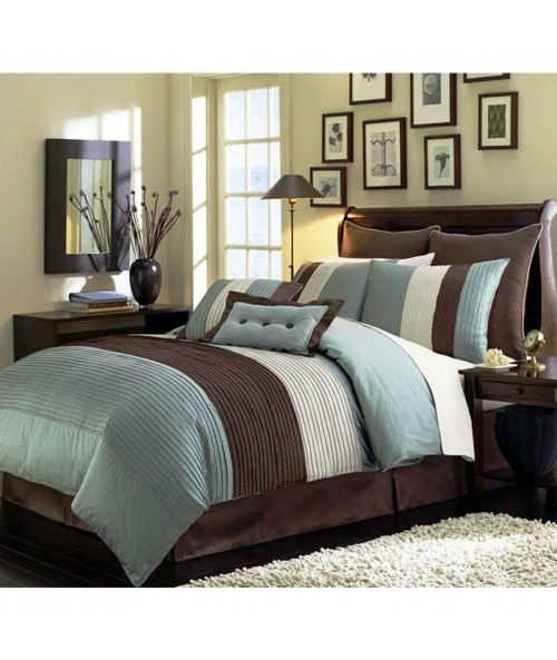 Chezmoi Collection Comforter Bed