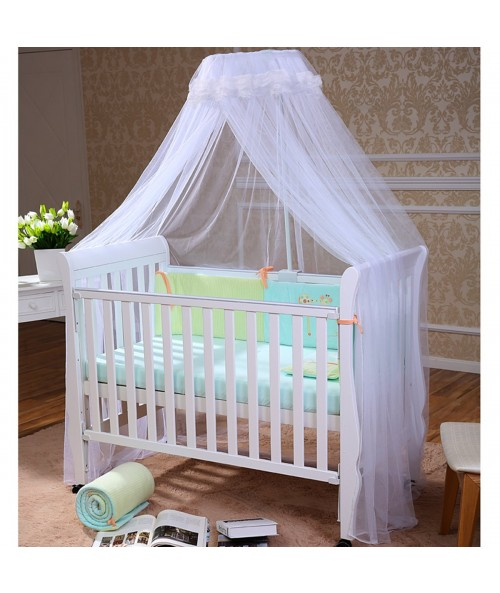 FOXNOVO Mosquito Net,Baby Canopy Bed Netting