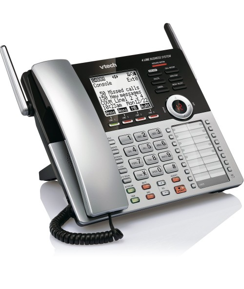 VTech 4-Line Expandable Small Business Office Phone