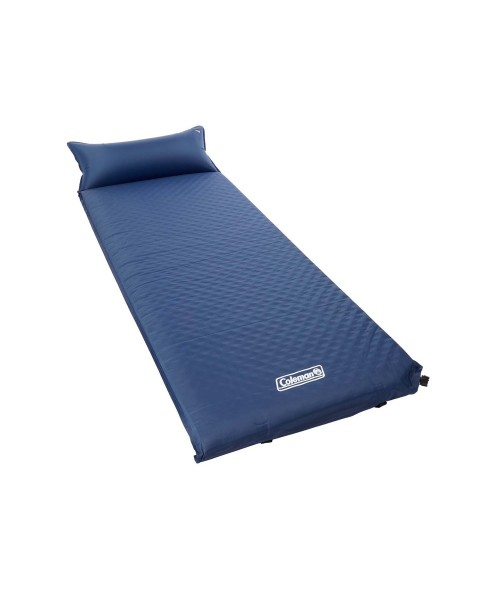 Coleman Self-Inflating Camp Pad Attached with Pillow