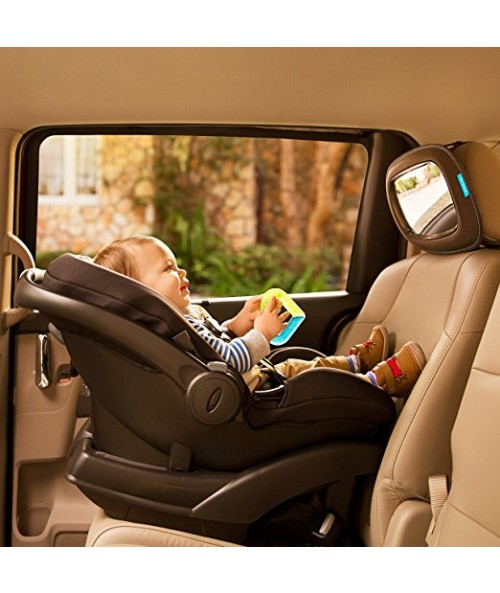 Brica Vivid Reflection Baby In-Sight Car Mirror