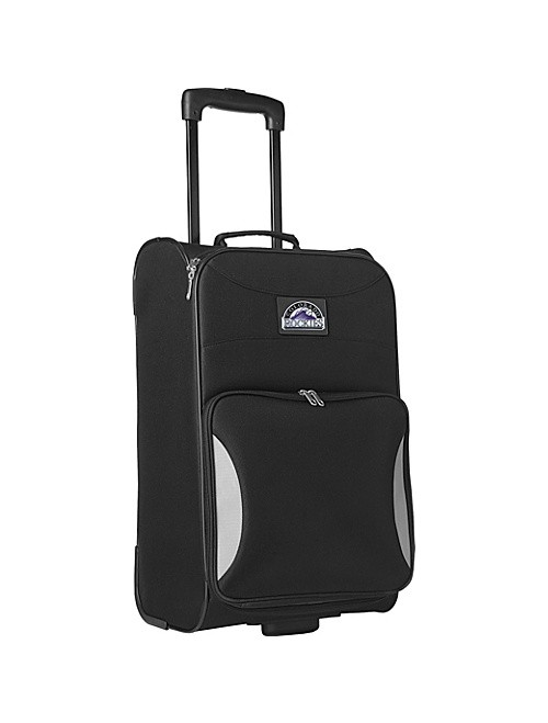 Denco Sports Luggage MLB Colorado Rockies