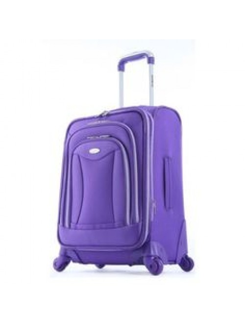 "Olympia Luggage Luxe 21"" Expandable Carry-On"