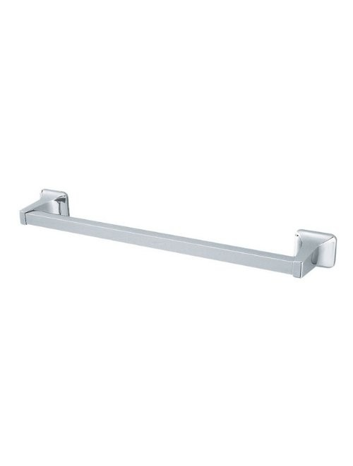 Futura 24 Inch Towel Bar, Polished Chrome