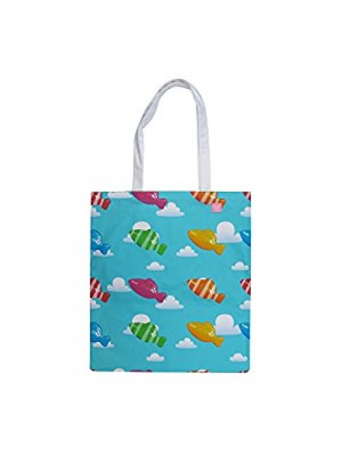 Candy Crush Close Up Candy Tote Bag
