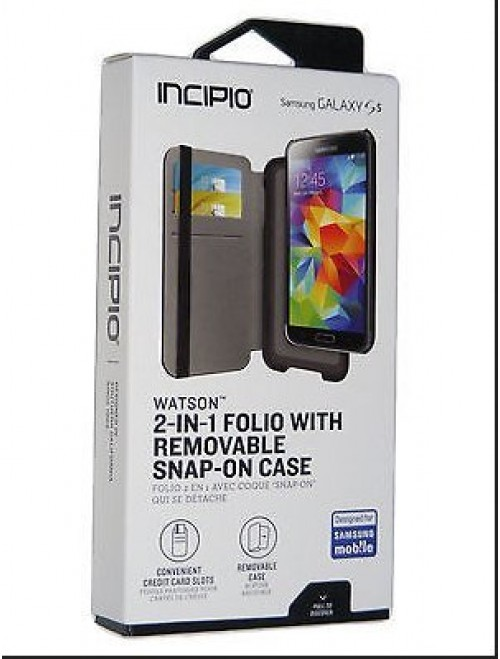 Galaxy S5 2-in-1 Incipio Folio