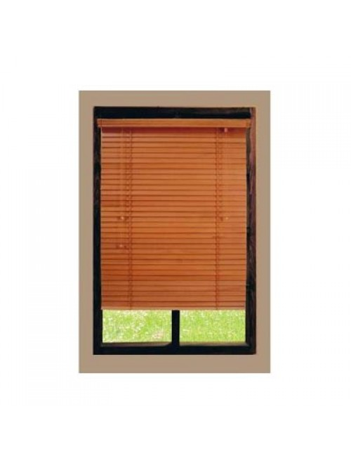 "Real Wood 2"" Basswood Blind"