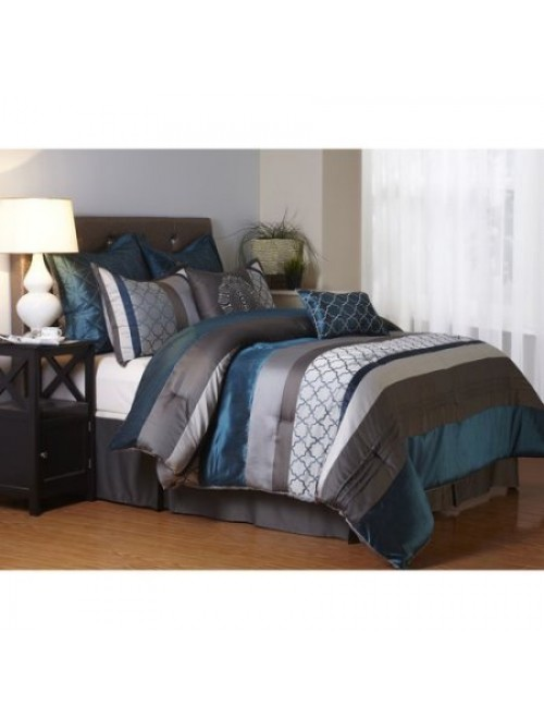 Nanshing Avalon 8-Piece Bedding Comforter Set