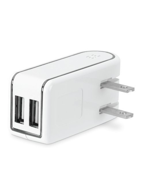 Dual USB Wall Charger - 12W