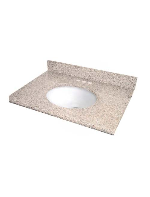 Pegasus PE25992 Granite Vanity Top