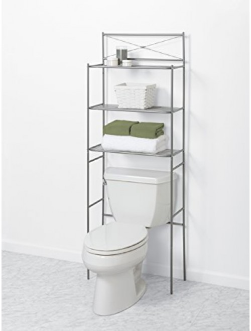 Zenna Home 2523NN Bathroom Spacesaver