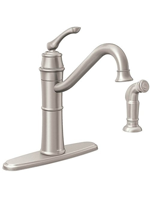 Moen High-Arc Kitchen Faucet