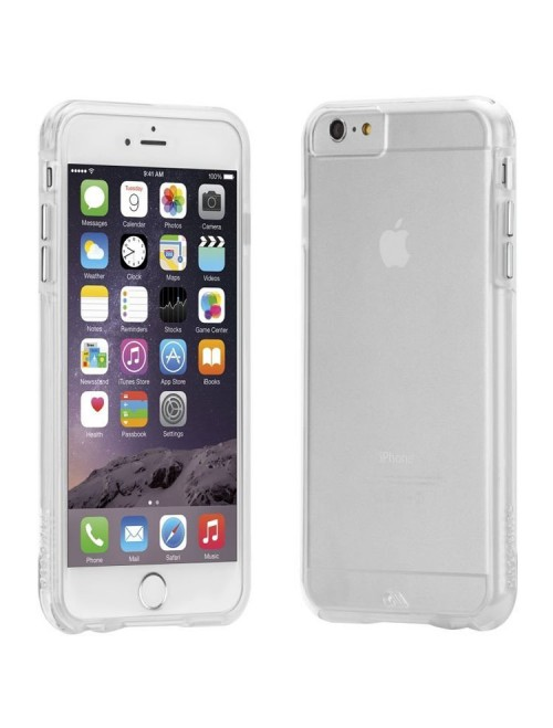CASE mate iphone6 transparent