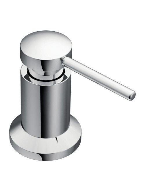 Moen 3942 Kitchen Soap and Lotion Dispenser, Chrome