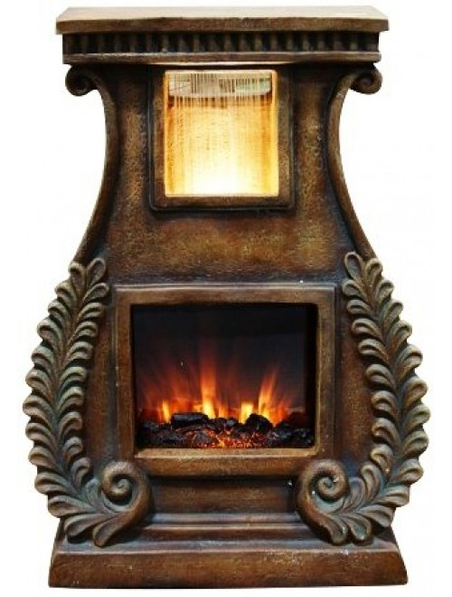 Alpine GXT614S LED Fireplace Fountain