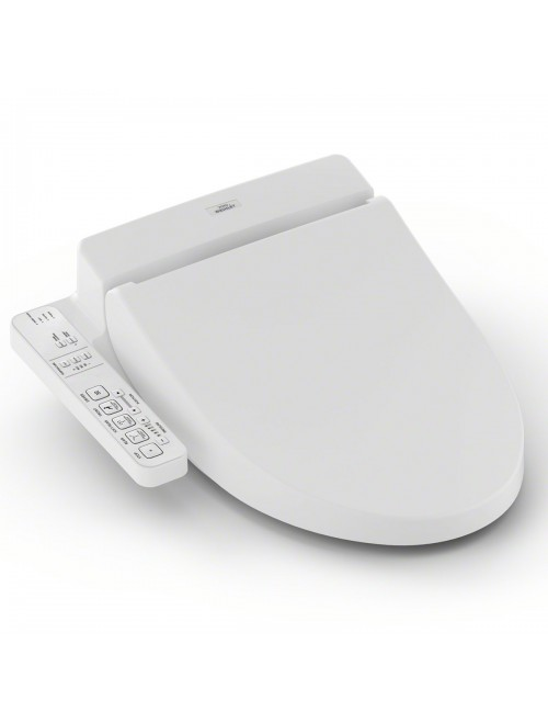 TOTO Washlet C100 Elongated Bidet Toilet Seat