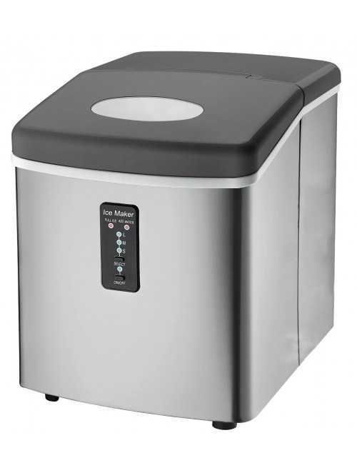 ThinkGizmos Ice Machine - Portable, Counter Top Ice Maker