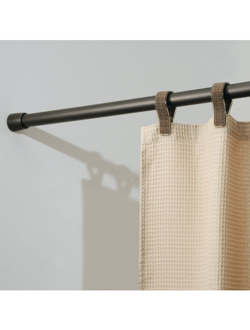 InterDesign Cameo Shower Curtain Tension Rod