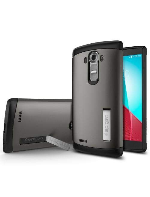 Spigen Slim Armor Dual Layer Protective Case for LG G4