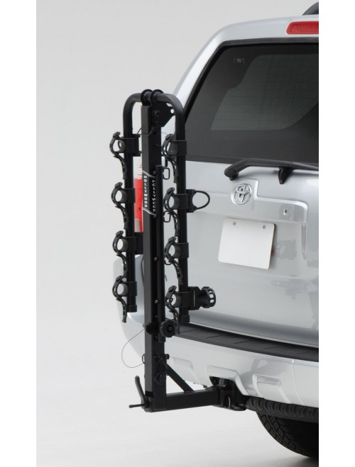Hollywood Racks HR400 Road Runner 4-Bike Hitch Mount Rack