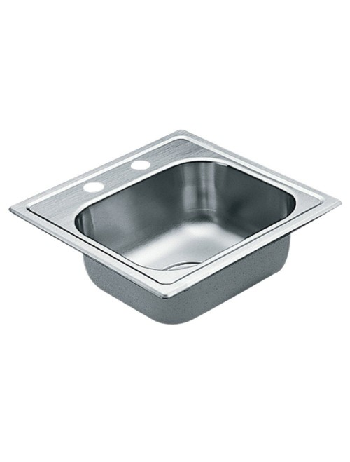 Moen  Series 22 Gauge Single Bowl Drop In Sink