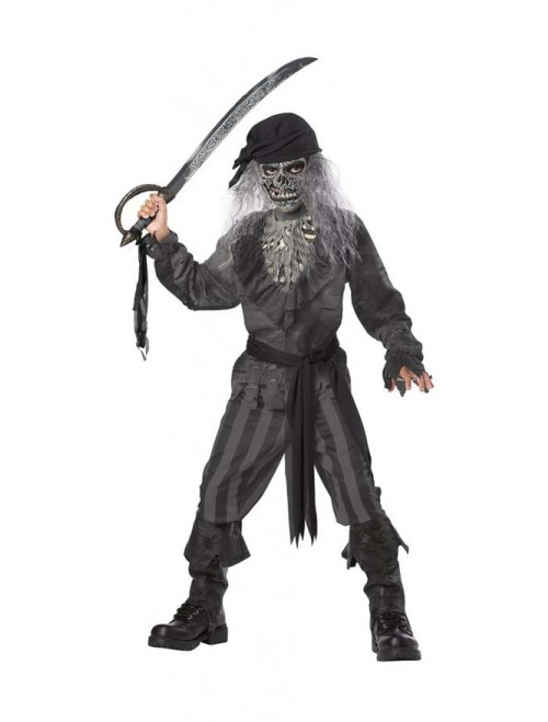 Ghost Ship Costume
