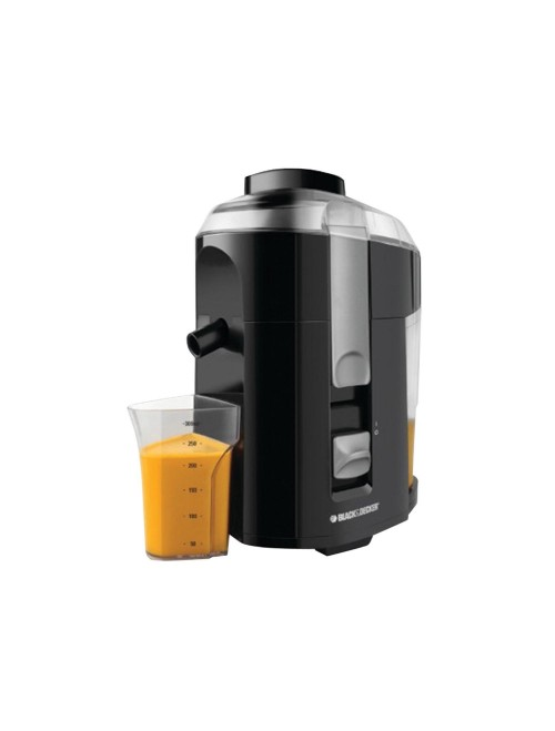 BLACK+DECKER JE2200B 400-Watt Juicer
