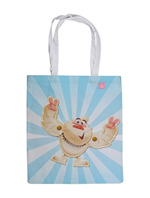 Candy Crush Monster Tote Bag