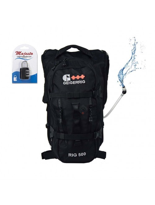 Geigerrig Rig 500 backpack