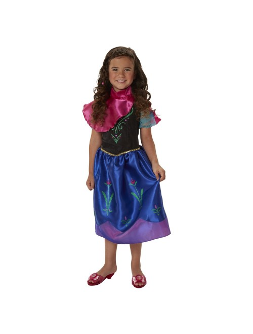 Disney Frozen Anna New Adventure Dress 4-6x