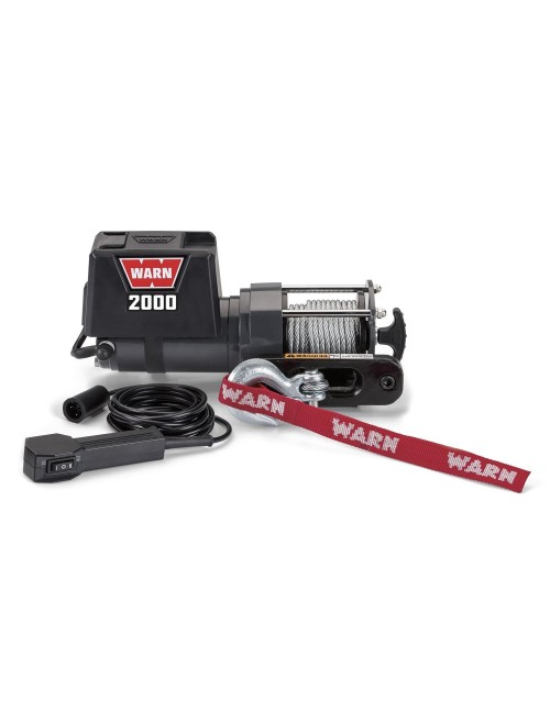 Warn 2000 DC Utility Winch