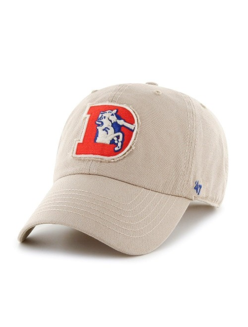 Denver Broncos Adjustable Hat