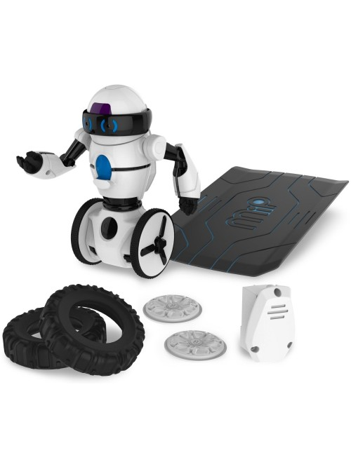 MiP Balacing robot Deluxe Pack - White