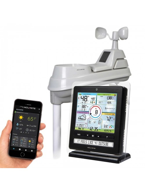 AcuRite Weather Station  5-in-1 Weather Sensor