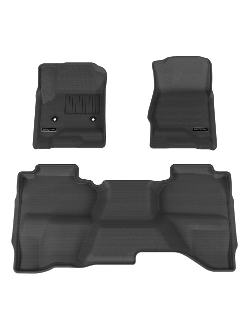 Aries 2911009 StyleGuard Black Floor Liner Set