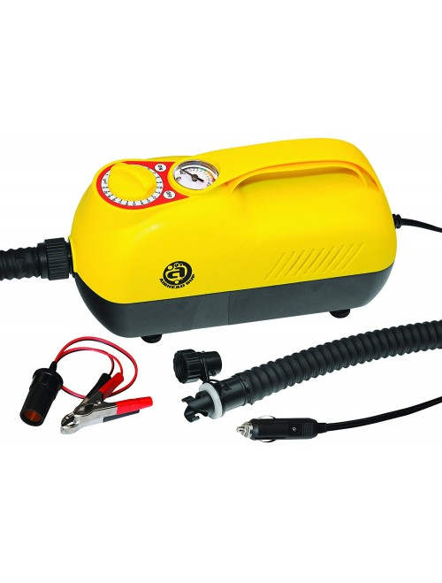 AIRHEAD Super High 12V/20 PSI Pressure Air Pump
