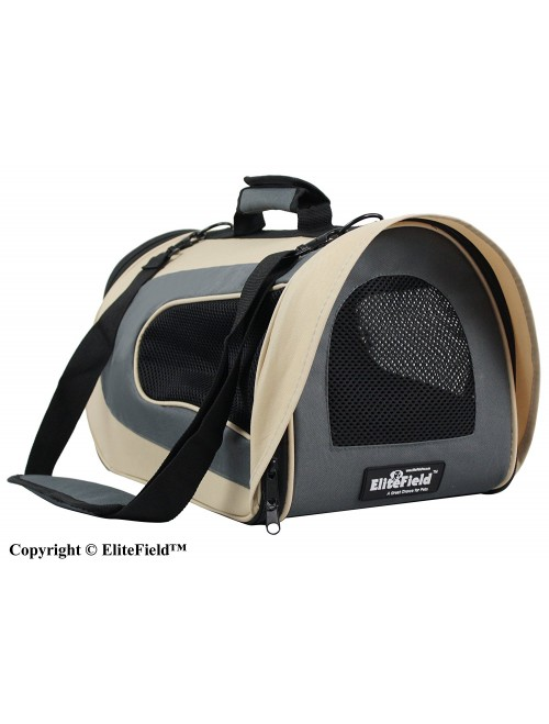 Deluxe Soft Pet Carrier