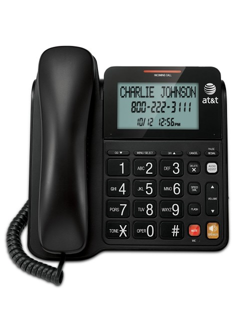 AT&T CL2940 Corded Phone with Speakerphone
