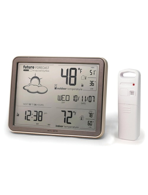 AcuRite Weather Forecaster with Jumbo Display