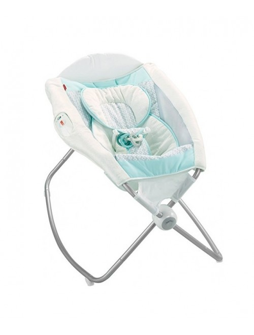 Fisher-Price Deluxe Rock 'n Play Sleeper, Moonlight Meadow