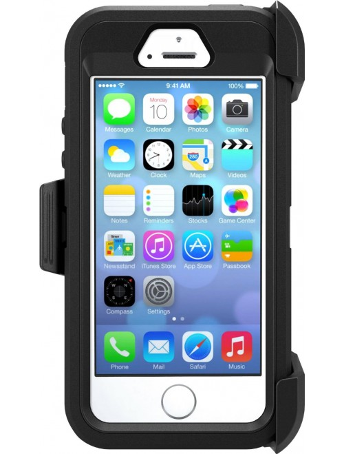 OtterBox DEFENDER SERIES Case for iPhone 5/5s/5c