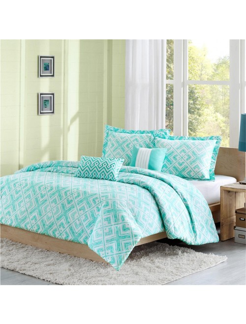 Intelligent Design Laurent 4 Piece Duvet Cover Set