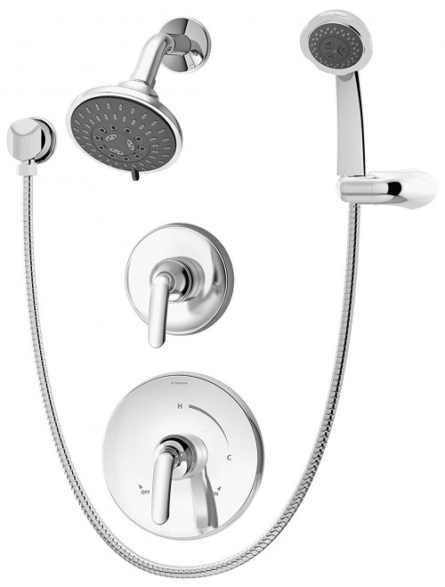 Symmons TRM Elm Chrome Shower System