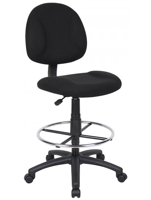Boss Office Ergonomic Works Drafting Chair